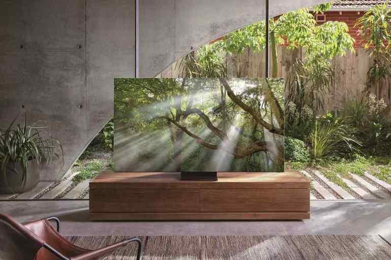 ซัมซุงตอกย้ำความเป็นเบอร์หนึ่งวงการทีวี เปิดตัว QLED 8K ปี 2020 13 - samsung