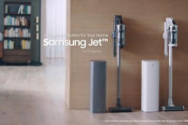 ซัมซุง เปิดตัวเครื่องดูดฝุ่นไร้สาย Samsung Jet™ รุ่นใหม่และเครื่อง Clean Station™ โซลูชั่นความสะอาดใที่ทรงพลัง เพื่อสุขอนามัยที่ดียิ่งกว่า 18 - samsung