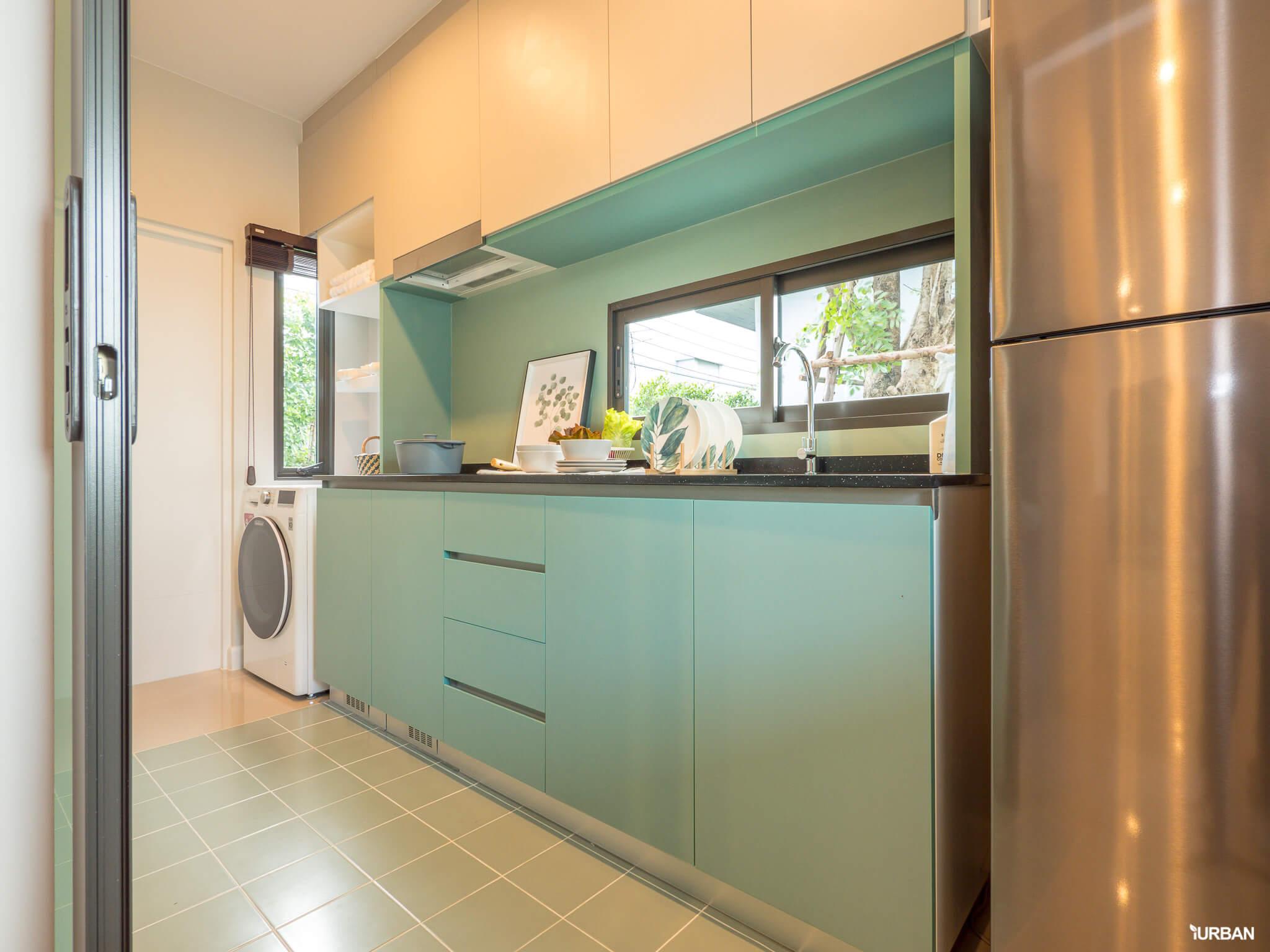 รีวิว อณาสิริ ชัยพฤกษ์-วงแหวน เมื่อแสนสิริออกแบบบ้านใหม่ Feel Just Right ใช้งานได้ลงตัว 95 - Anasiri