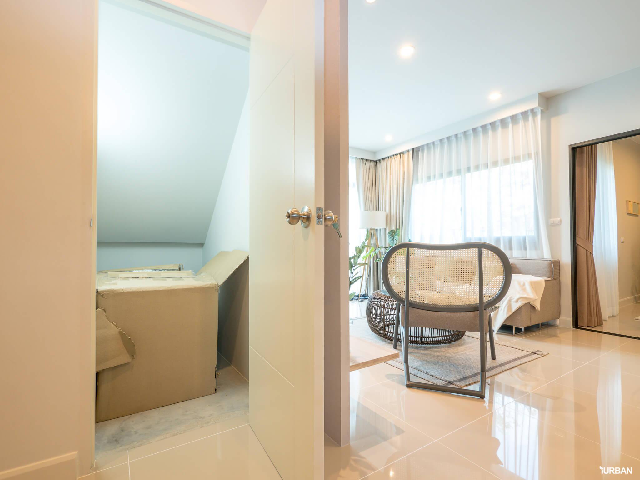 รีวิว อณาสิริ ชัยพฤกษ์-วงแหวน เมื่อแสนสิริออกแบบบ้านใหม่ Feel Just Right ใช้งานได้ลงตัว 93 - Anasiri