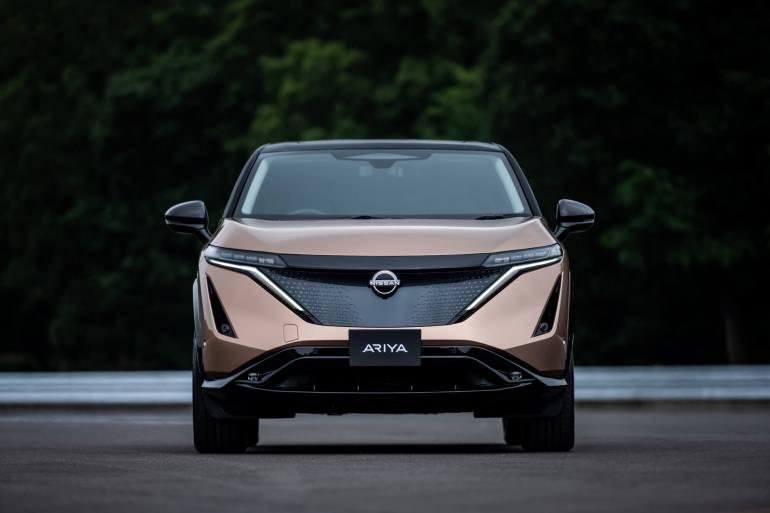 Nissan Ariya นิสสัน อริยะ ครอสโอเวอร์รถไฟฟ้า 100% พลิกมาตรฐานรถไฟฟ้าญี่ปุ่น 2021 17 - Nissan