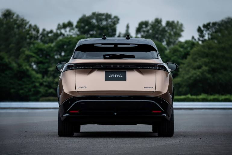 Nissan Ariya นิสสัน อริยะ ครอสโอเวอร์รถไฟฟ้า 100% พลิกมาตรฐานรถไฟฟ้าญี่ปุ่น 2021 18 - Nissan