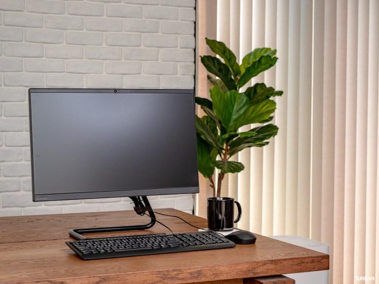 รีวิว LENOVO IdeaCentre AIO 3 คอมพิวเตอร์ All in One งดงาม ครบฟังก์ชันเพียง ฿16,990 14 - Lenovo