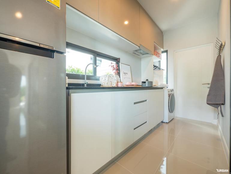 รีวิว อณาสิริ ชัยพฤกษ์-วงแหวน เมื่อแสนสิริออกแบบบ้านใหม่ Feel Just Right ใช้งานได้ลงตัว 41 - Anasiri
