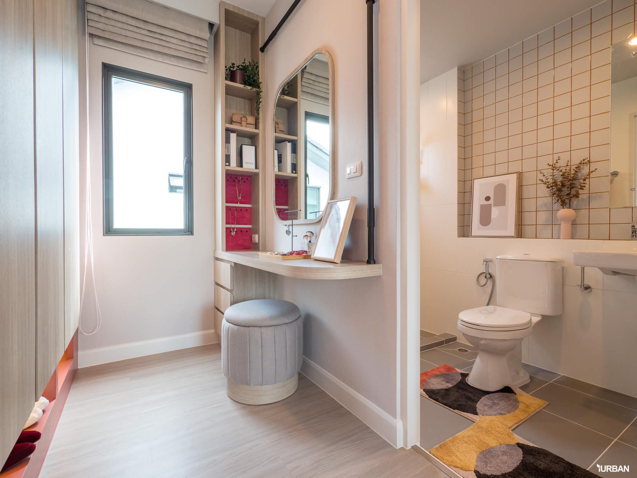 รีวิว อณาสิริ ชัยพฤกษ์-วงแหวน เมื่อแสนสิริออกแบบบ้านใหม่ Feel Just Right ใช้งานได้ลงตัว 54 - Anasiri