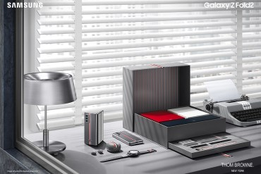 Sold-out ภายใน 1 วัน! 'Galaxy Z Fold2 Thom Browne Edition' 17 - samsung