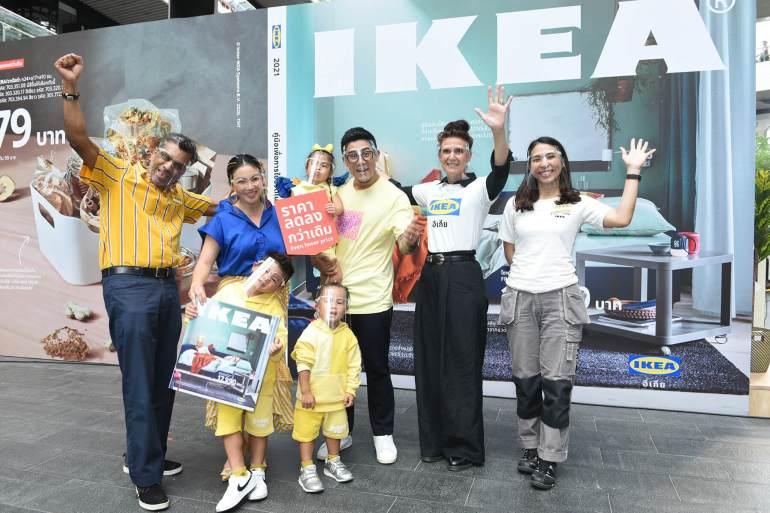 แคตตาล็อกอิเกียเล่มใหม่ เผยแนวคิดพลิกโฉมบ้านพื้นที่จำกัดสู่โซลูชั่นจัดการพื้นที่อัจฉริยะ 14 - IKEA