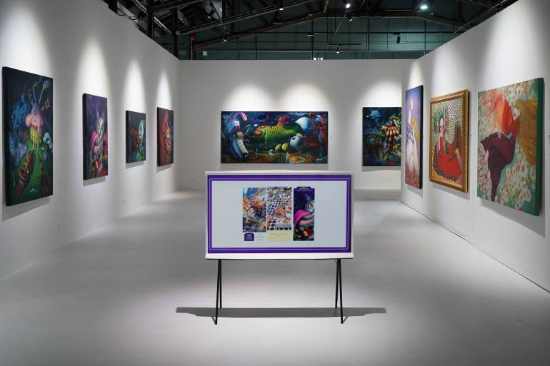 ทลายทุกข้อจำกัดระหว่างงานศิลปะและเทคโนโลยี ซัมซุง ไลฟ์สไตล์ทีวี 'Lifestyle TV' เปลี่ยนพื้นที่ของคุณให้เป็นแกลเลอรีส่วนตัว 13 - samsung