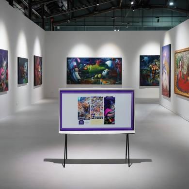 ทลายทุกข้อจำกัดระหว่างงานศิลปะและเทคโนโลยี ซัมซุง ไลฟ์สไตล์ทีวี 'Lifestyle TV' เปลี่ยนพื้นที่ของคุณให้เป็นแกลเลอรีส่วนตัว 16 - samsung