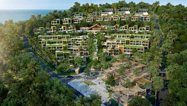 """เปิดตัว """"Aquarius Residences & Resort"""" Luxury Pool Villa และ Condo สุดหรู 250 ล้านเหรียญบนเกาะช้าง 14 - Aquarius International Development (AQI)"""