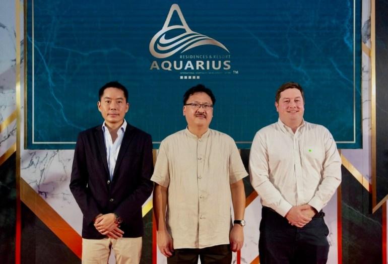 """เปิดตัว """"Aquarius Residences & Resort"""" Luxury Pool Villa และ Condo สุดหรู 250 ล้านเหรียญบนเกาะช้าง 18 - Aquarius International Development (AQI)"""