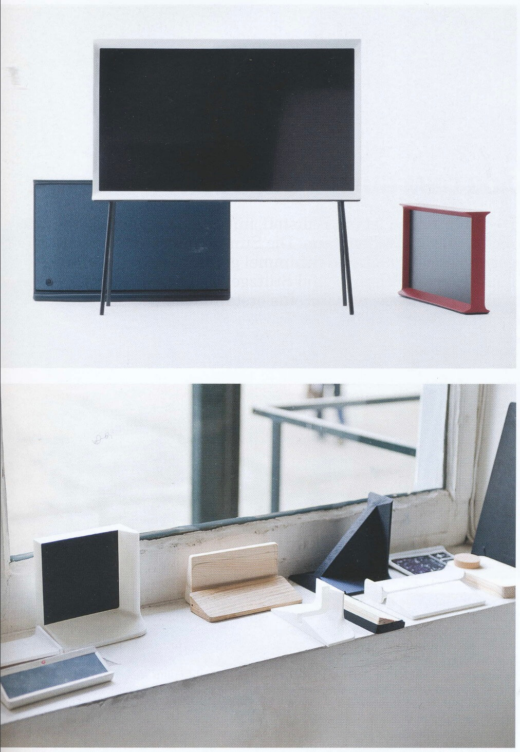 รีวิว 3 ทีวีที่สวยที่สุดเจนเนอเรชั่นนี้ The Frame The Serif และ The Sero 59 - decor