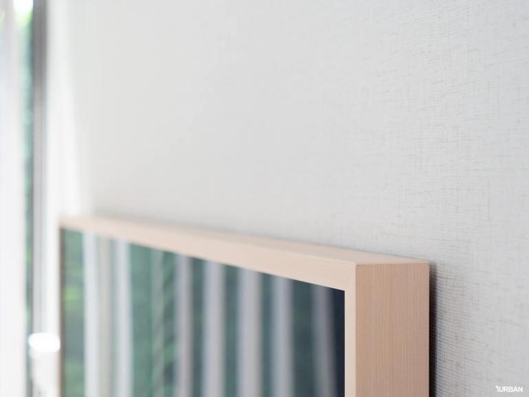 รีวิว 3 ทีวีที่สวยที่สุดเจนเนอเรชั่นนี้ The Frame The Serif และ The Sero 26 - decor