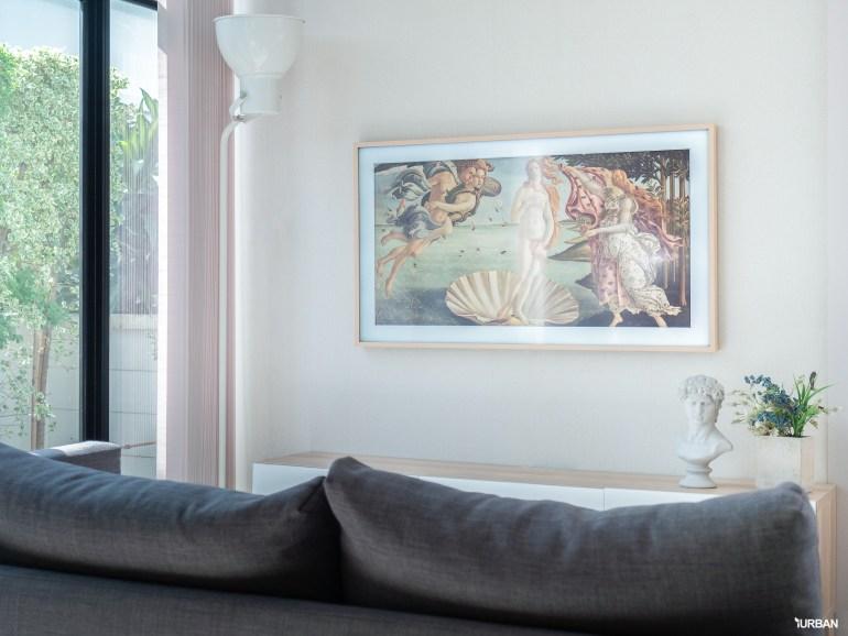 รีวิว 3 ทีวีที่สวยที่สุดเจนเนอเรชั่นนี้ The Frame The Serif และ The Sero 15 - decor