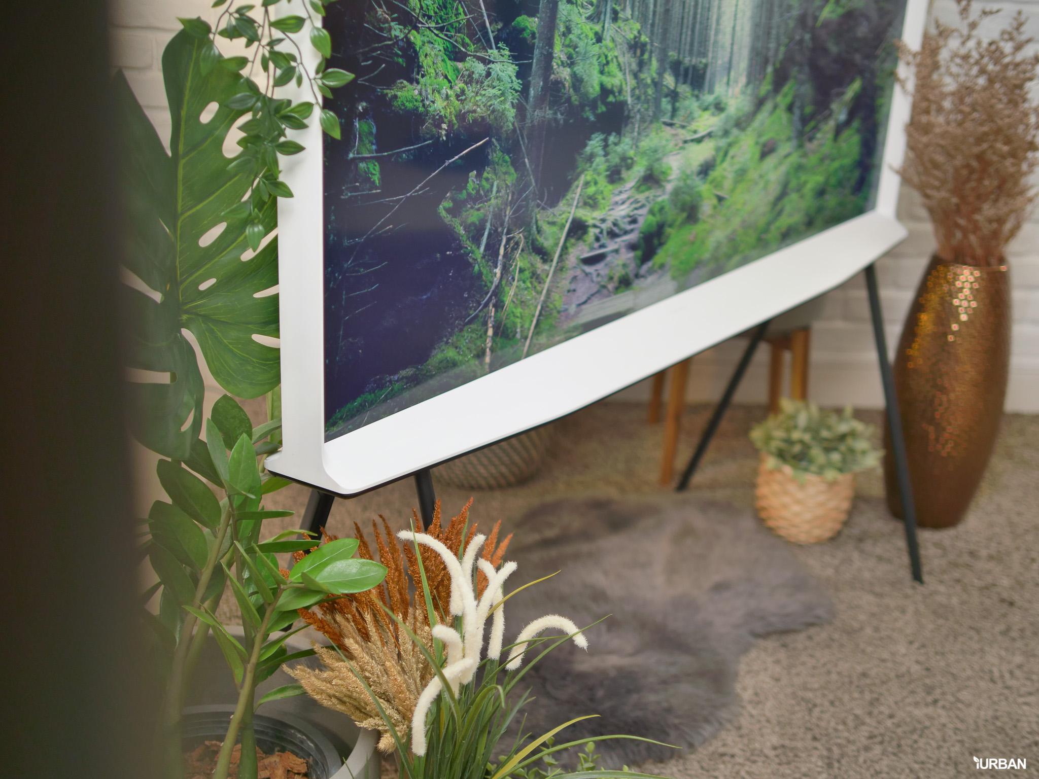 รีวิว 3 ทีวีที่สวยที่สุดเจนเนอเรชั่นนี้ The Frame The Serif และ The Sero 69 - decor