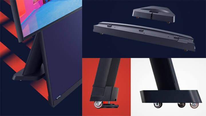 รีวิว 3 ทีวีที่สวยที่สุดเจนเนอเรชั่นนี้ The Frame The Serif และ The Sero 76 - decor