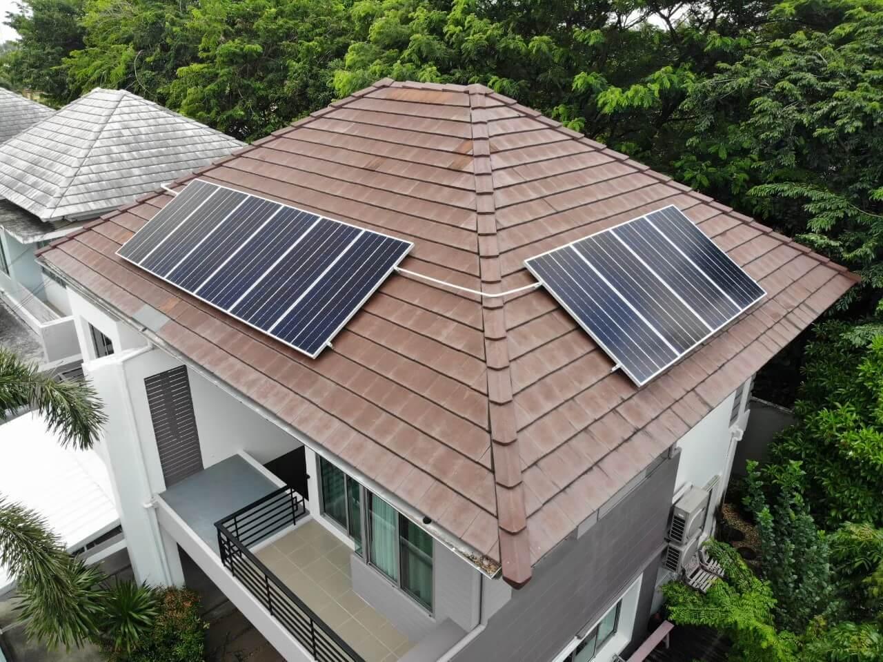 12 จุดเด่นมาพร้อม SCG Solar Roof เมื่อยักษ์ลงสนามไฟฟ้าบ้านพลังงานแสงอาทิตย์ 40 - Premium
