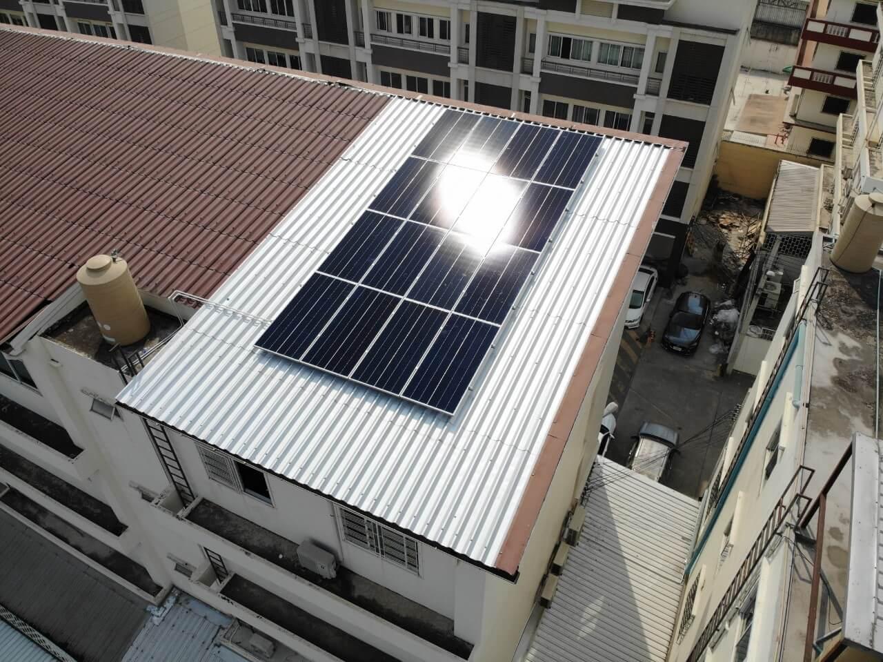 12 จุดเด่นมาพร้อม SCG Solar Roof เมื่อยักษ์ลงสนามไฟฟ้าบ้านพลังงานแสงอาทิตย์ 42 - Premium