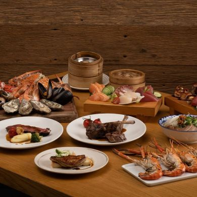 Weekday Buffets are Back at Goji Kitchen + Bar, for a Special Promotional price of THB 999! 14 -