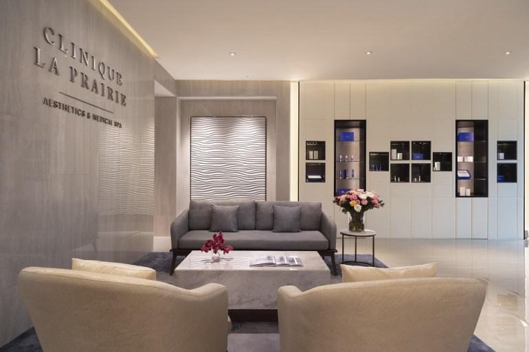 Clinique La Prairie เปิดตัวเวลบีอิ้งสปาสุดหรูครั้งแรกในประเทศไทย พร้อมผลิตภัณฑ์ สวิส เพอร์เฟคชั่น ณ โรงแรม เดอะ เซนต์ รีจิส กรุงเทพฯ 13 -