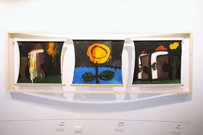 """เดอะ เรนโบว์ รูม จับมือหอศิลป์กรุงเทพฯ เชิญชมนิทรรศการศิลปะเพื่อความแตกต่าง """"Language of The Soul"""" 15 -"""