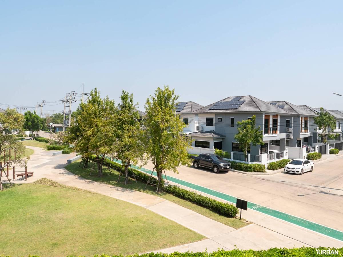 สัมภาษณ์ลูกบ้าน SENA SOLAR บ้านพร้อมกับพลังงานแสงอาทิตย์ที่ SENA Park Ville รามอินทรา-วงแหวน 29 - living