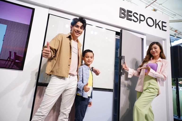 เปิดตัว SAMSUNG BESPOKE ตู้เย็นฉีกกฏดีไซน์ คัสตอมได้ตามสไตล์คุณ 15 - Design