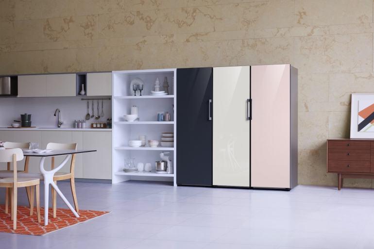 เปิดตัว SAMSUNG BESPOKE ตู้เย็นฉีกกฏดีไซน์ คัสตอมได้ตามสไตล์คุณ 23 - Design