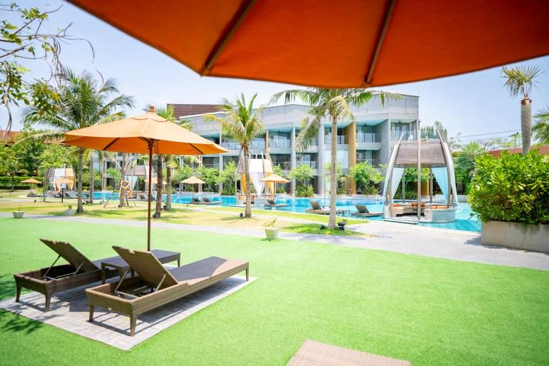 รีวิว Avani+ Hua Hin Resort พูลวิลล่าส่วนตัวสุดหรู หนึ่งในรีสอร์ทสุนัขพักได้ที่ดีที่สุดในไทยจากเชนจ์ Minor 18 - Avani