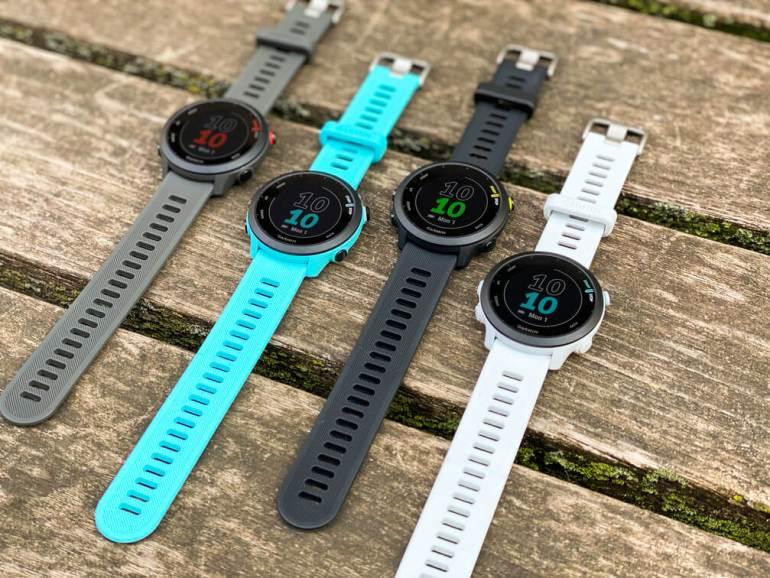 """""""การ์มิน"""" พลิกโฉมนิยามใหม่ของนาฬิกาวิ่ง เปิดตัว """"FORERUNNER 55"""" จีพีเอส สมาร์ทวอทช์ ที่พร้อมสนับสนุนให้การวิ่งเป็นนิวแฮบิท 16 - Garmin"""