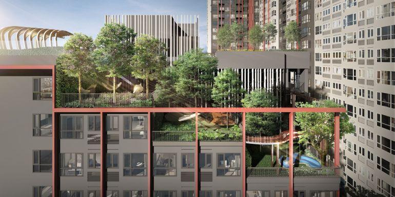 """แสนสิริ ลุยโอน """"XT ห้วยขวาง"""" ไลฟ์สไตล์คอนโดฯ พร้อมอยู่ล่าสุดจากซีรี่ย์ XT 13 - Condominium"""