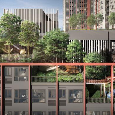 """แสนสิริ ลุยโอน """"XT ห้วยขวาง"""" ไลฟ์สไตล์คอนโดฯ พร้อมอยู่ล่าสุดจากซีรี่ย์ XT 16 - Condominium"""