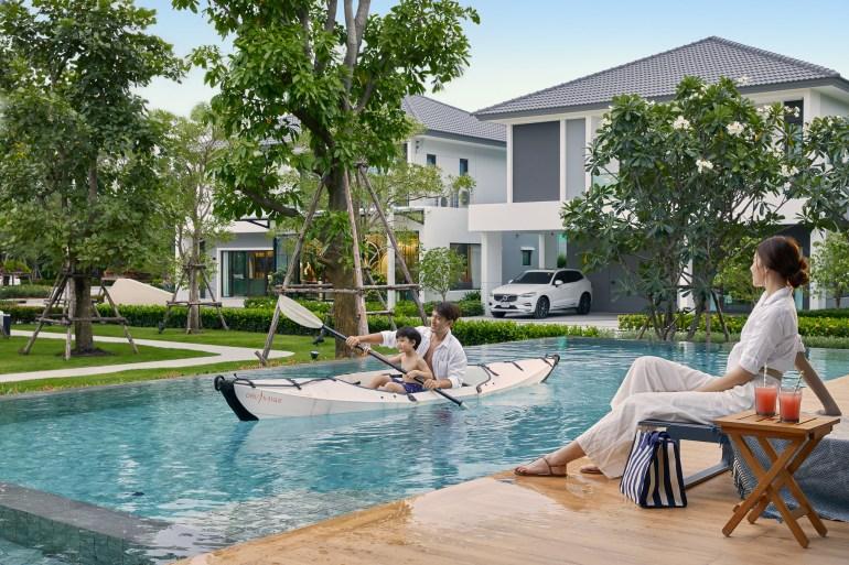 เตรียมพบกับ Centro ราชพฤกษ์-345 บ้านเดี่ยวแนวคิดใหม่ 'บนพื้นที่ใช้สอยขนาดใหญ่ 274 ตร.ม. 13 - AP (Thailand) - เอพี (ไทยแลนด์)