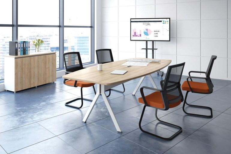 เทคนิคการจัดเฟอร์นิเจอร์สำนักงานหรือโฮมออฟฟิศ เพิ่มพื้นที่กว้างง..ง 21 - Furniture