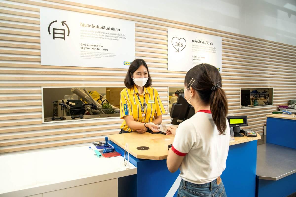 อิเกีย ร่วมสร้างโลกที่ยั่งยืน ขับเคลื่อนเศรษฐกิจหมุนเวียน ประเดิมเปิดเซอร์คิวลาร์ ช็อป และศูนย์รีไซเคิล ที่อิเกีย บางใหญ่ 19 - Circularshop