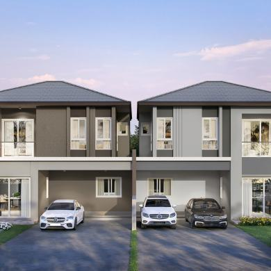 Grande Pleno Bangna-Onnut บ้านแฝด 2 ชั้น โครงการใหม่ AP THAI แกรนด์ พลีโน่ บางนา-อ่อนนุช 15 - AP Thai