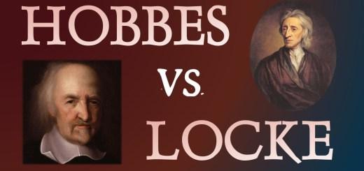 Hobbes e Locke: osservatori speciali dell'Europa