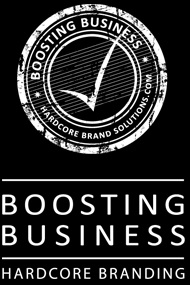 Boosting Business logo