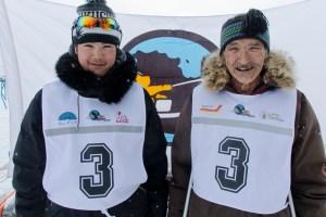 3 - Racer: Harry Okpik <br>  Partner: Matthew Airo Okpik <br>  Community: Quaqtaq