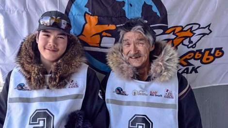 Musher: Harry Okpik Partner: Mathew Okpik Community: Quaqtaq
