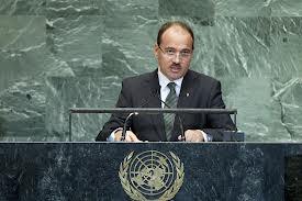 Pres. Nishani at UN