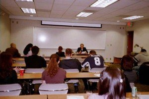 Lecture at Oakland University