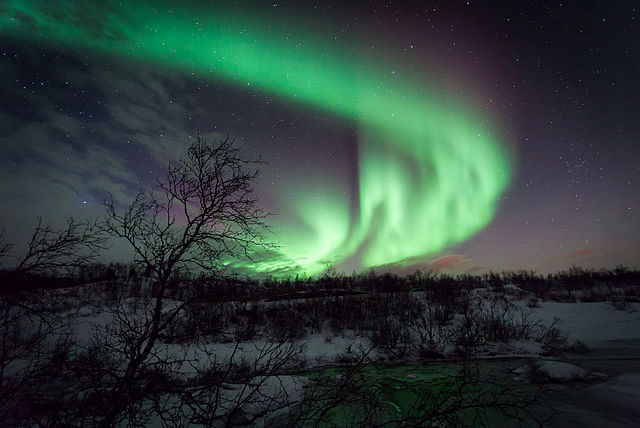 Il polo nord magnetico si sta spostando?