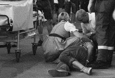 Accidente de trabajo - Reporte correcto de eventos no deseados