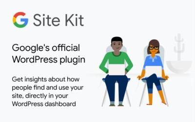 Google Site Kit plugin per WordPress