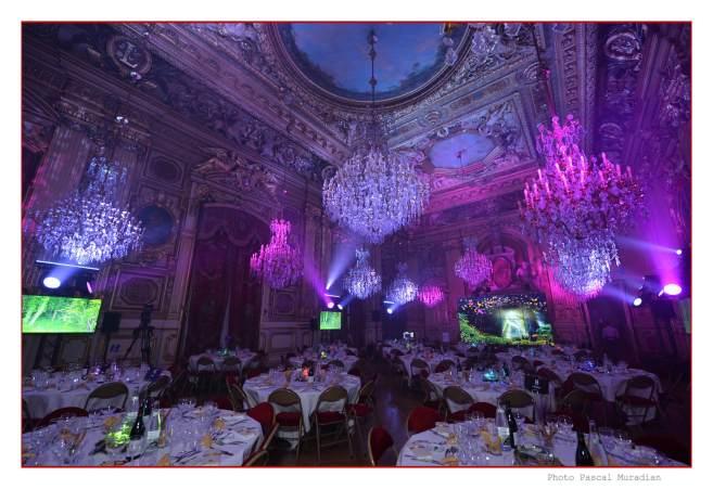 Fête des Lumières - Soirée de Gala des Partenaires 2014