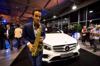 Mercedes smart