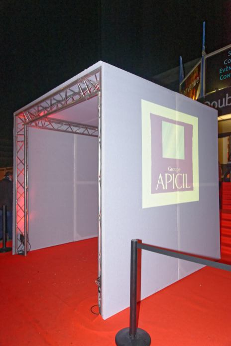Apicil convention accueil
