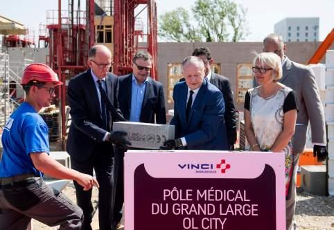 1er Pierre Pôle Médical du Grand Large OL City 96© GPerret