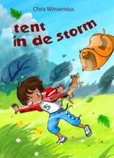 """""""Tent in de storm"""", Leopold"""